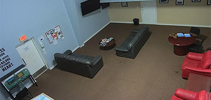 Student Lounge (Admin Building)
