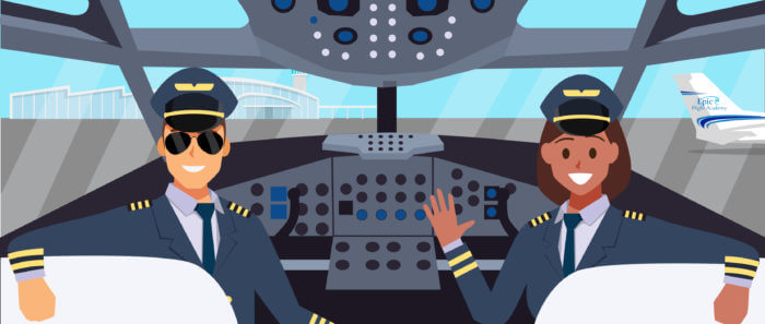 Commercial Airline Pilots