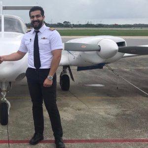 Epic Pilot Abdullah al-Faris