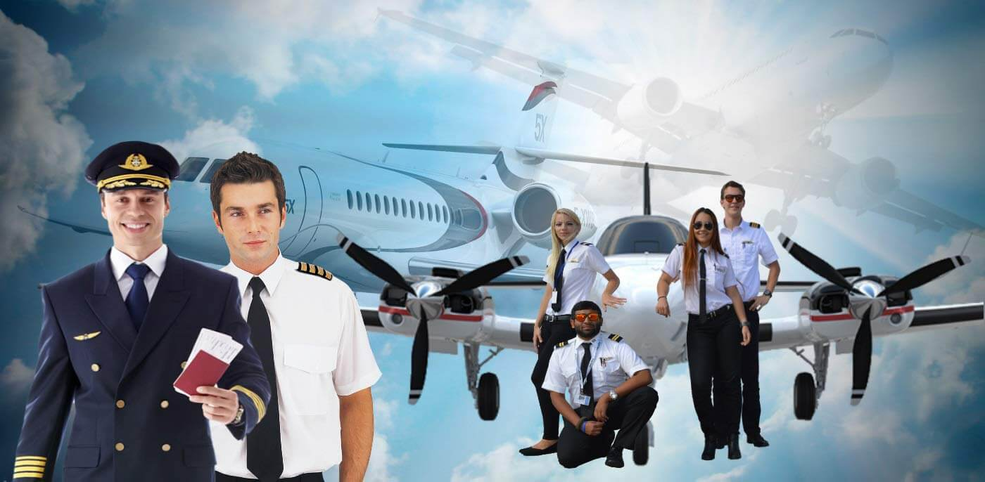 Flight School - Pathway to Professional Pilot