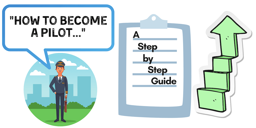 Steps On How To Become A Pilot