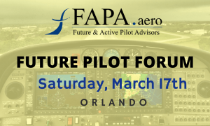 Photo of Epic Flight Academy Image for Booth at Orlando FAPA Future Pilot Forum