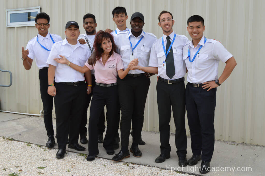 Foreign Pilot License Verification Students Ground School