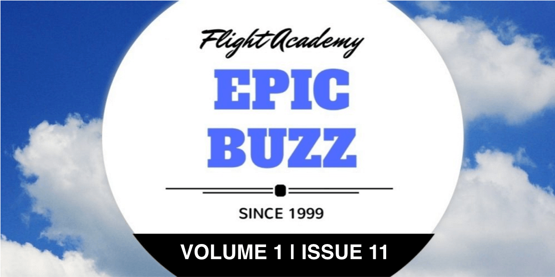 Epic Buzz Vol. 1 Issue 11