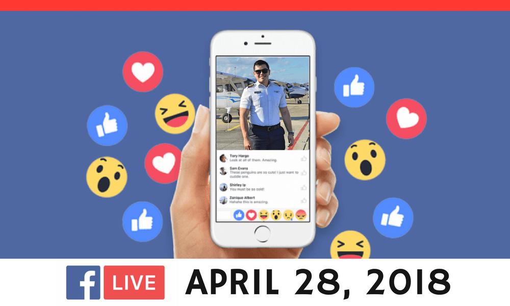 Epic Live on Facebook - April 28th