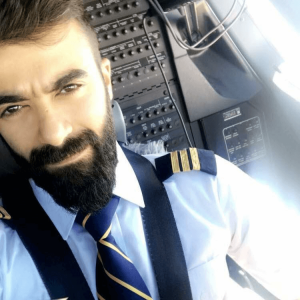 Former Saudi Arabian Flight School Student Now Pilot