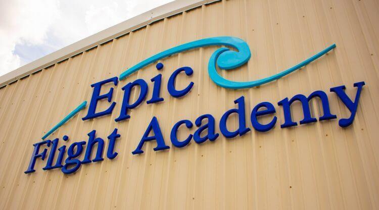 Epic Flight Academy Part 141 Flight School
