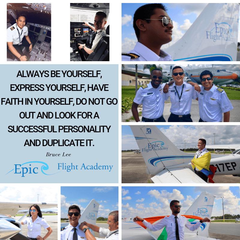 Epic Flight Academy enrollment