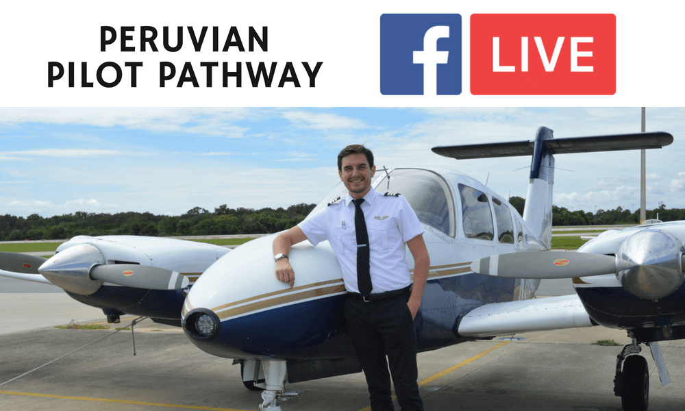 Peruvian Pilot Pathway Facebook Live