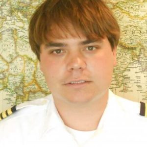 Pilot Rhett Sutphin