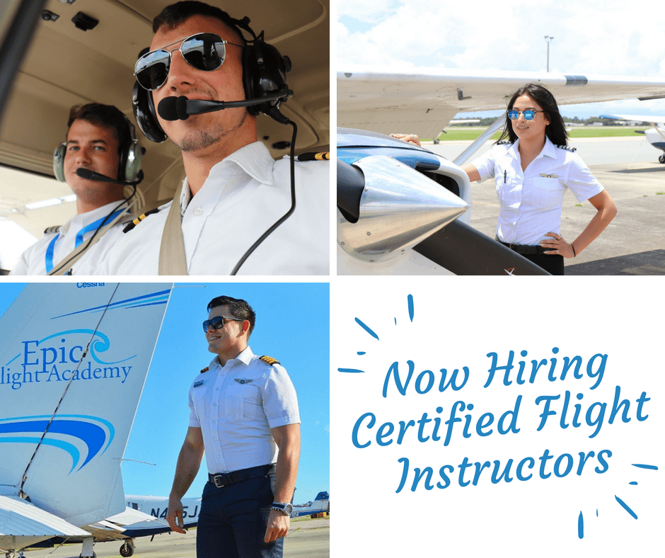 Flight Instructor Jobs