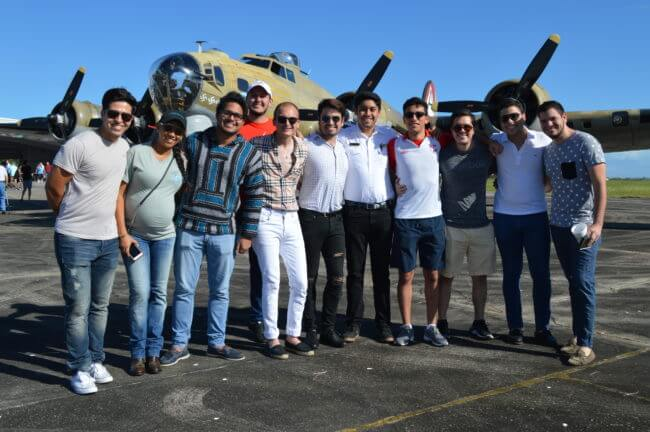 Warbirds at Epic Flight Academy