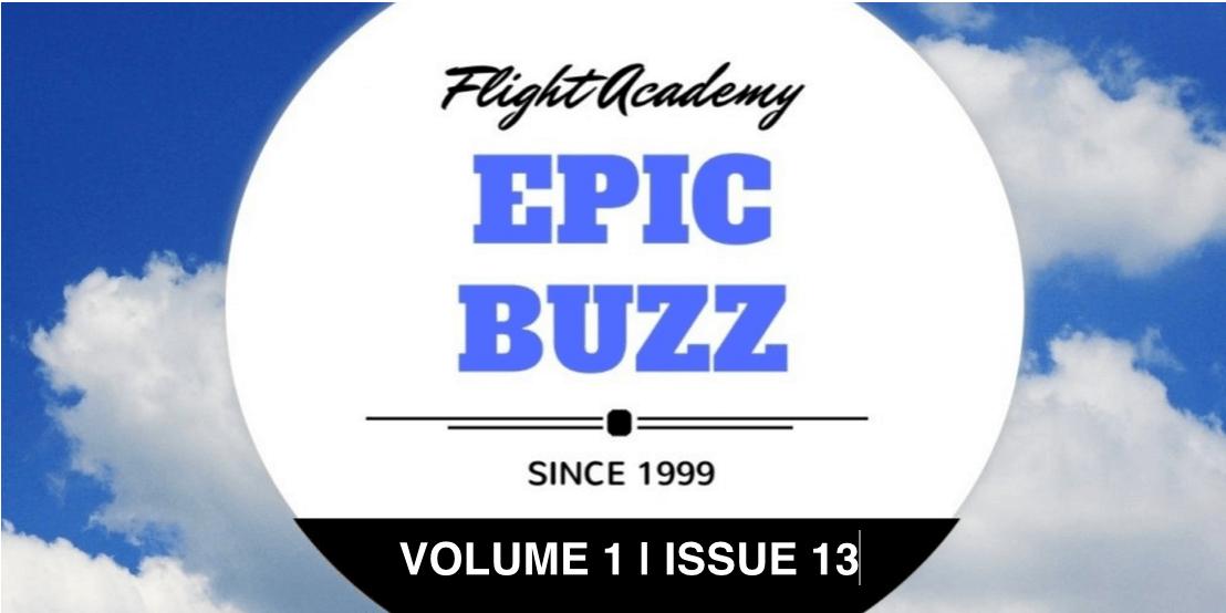 Epic Buzz October 2018
