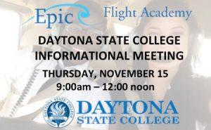 Daytona State College Info