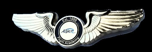 Epic Flight Academy Wings