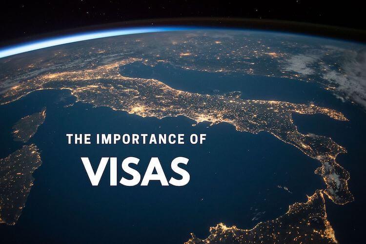 Importance of Visas