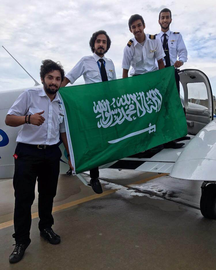 Saudi Arabian Pilot Program