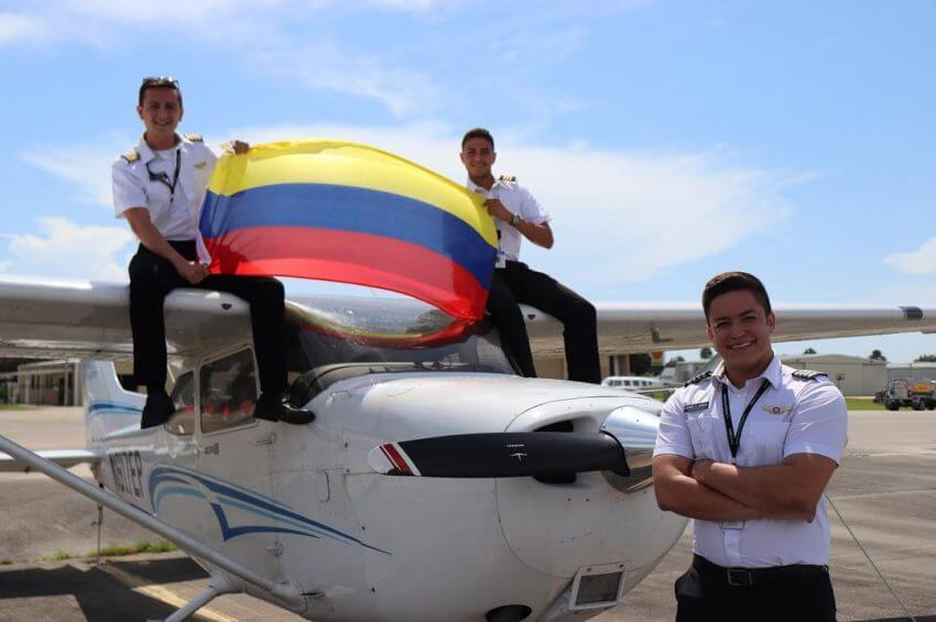 Colombian Pilot Program - Epic Flight Academy