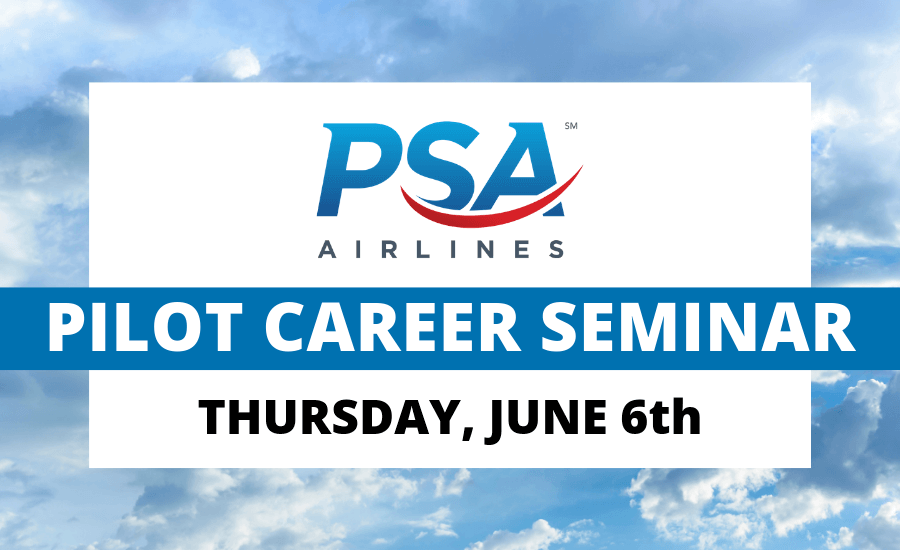 PSA Airlines Pilot Career Seminar