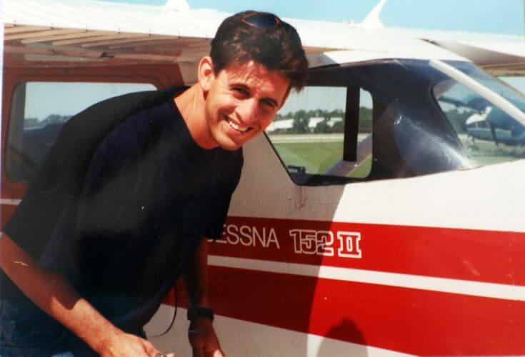 Danny Perna 1999