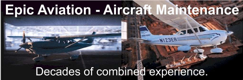 Epic Aviation Aircraft Maintenance
