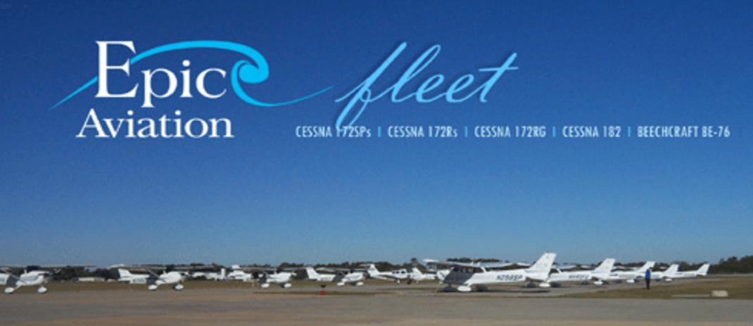 Epic Fleet of Cessnas and Beechcraft