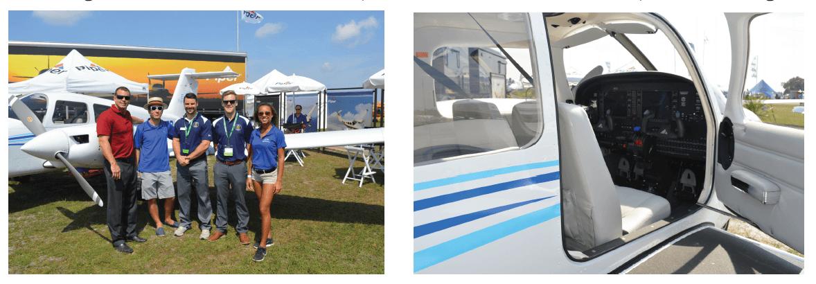Epic Flight Academy 2017 Piper PA-44 Seminole