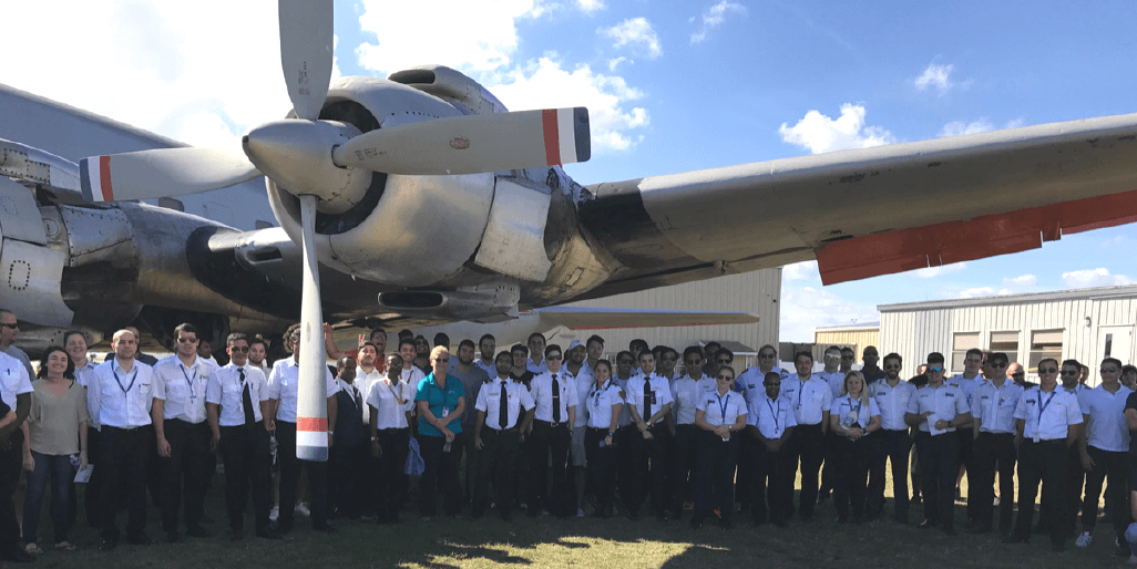 Epic Flight Academy DC-7