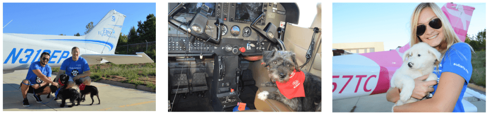 Epic Flight Academy Supports Pilots N Paws