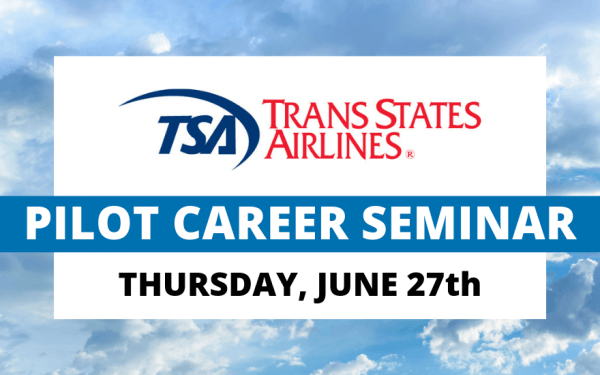 Epic Hosts Trans States Airlines Pilot Career Seminar