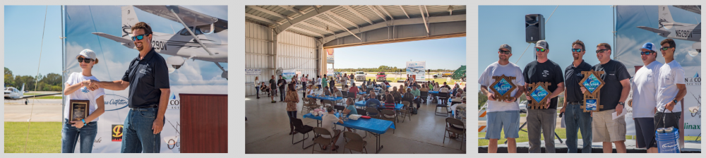Epic Inaugural Aviation Scholarship Event