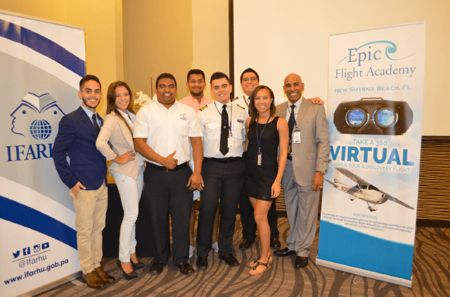 Epic in Panama with IFARHU