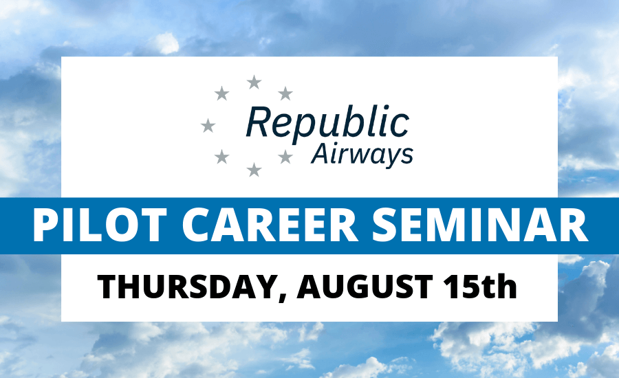 Republic Airways Pilot Career Seminar