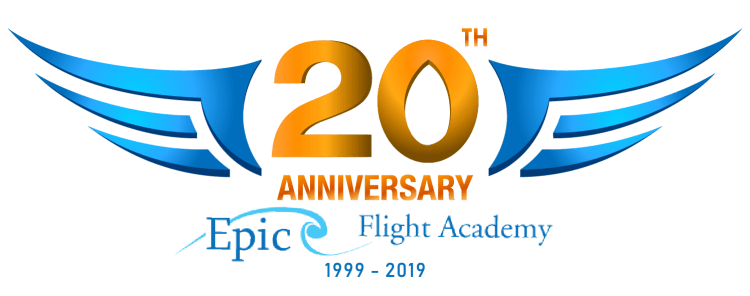 Epic Flight Academy 20th Anniversary