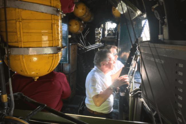 Paul Smith in B-24
