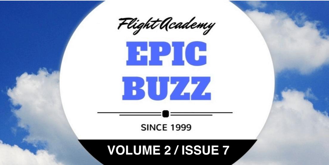 Epic Buzz Newsletter July 2019