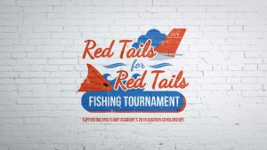 Red Tails for Red Tails Fishing Tournament