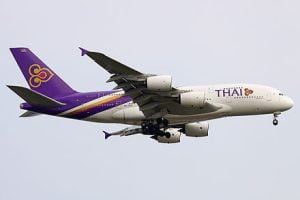 Thai Airways International Pilot Hiring Requirements