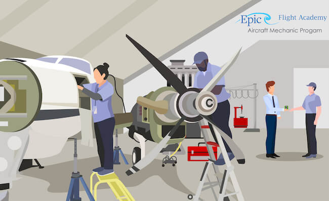 Aircraft Mechanic Salary Information