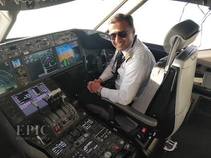 Ojas Vaze Air India
