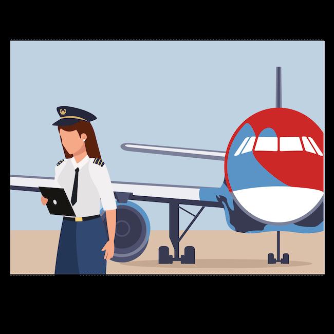 Prepare for your pilot job interview