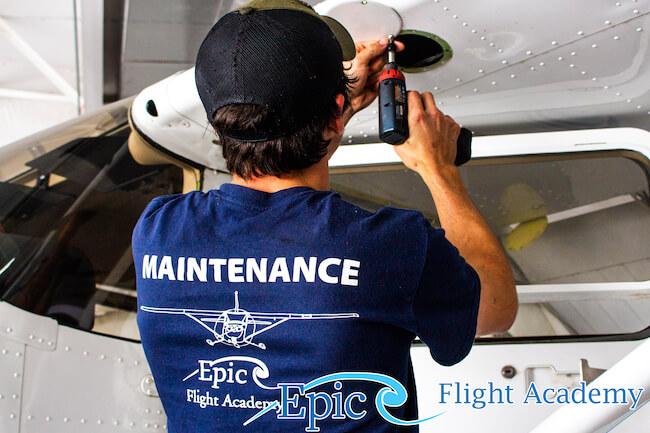Aircraft Mechanic Scholarship