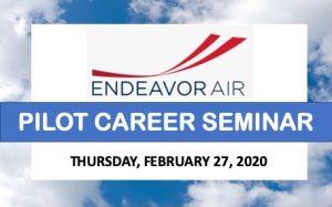 Endeavor Air Pilot Career Seminar