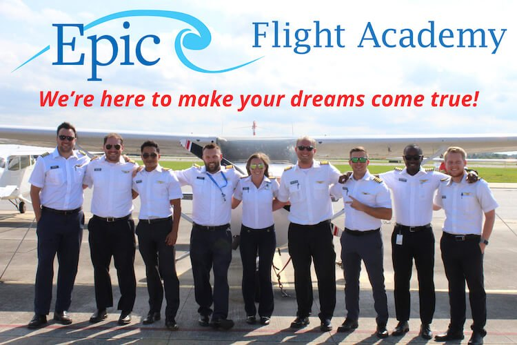 Learn About Epic Flight Academy