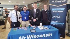 Air Wisconsin Pilot Career Seminar