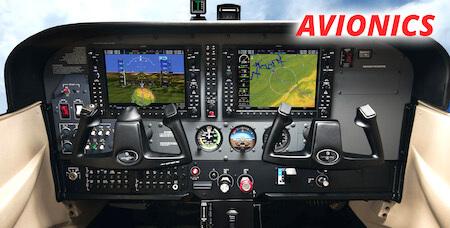 Cessna 172 G1000 Avionics