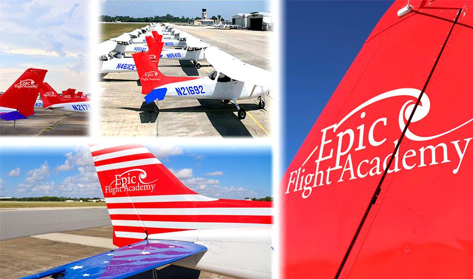 Epic Flight Academy Fleet