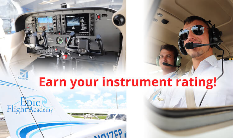 Instrument Rating Pilot Course