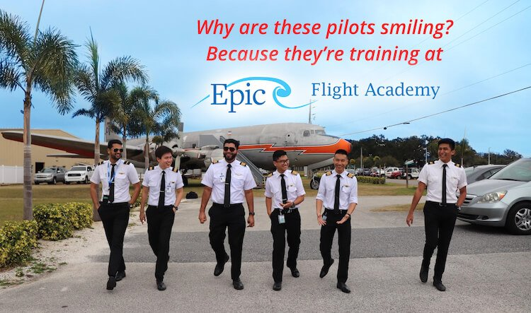 Pilot Training at Epic Flight Academy