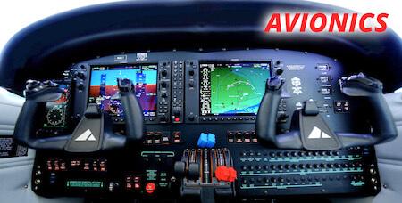Piper PA-44 Avionics